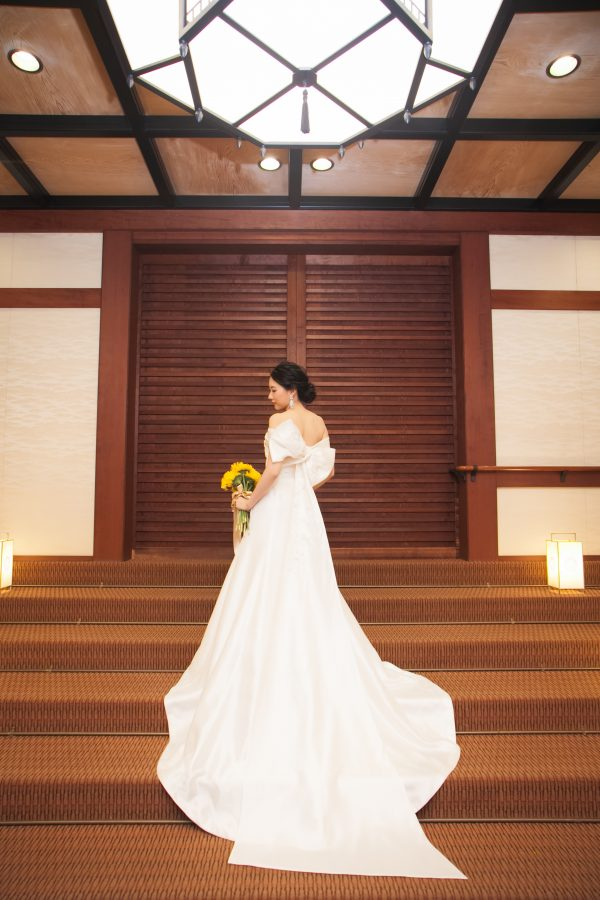 -Bride Style- 2019.08.31 大阪城西の丸庭園 大阪迎賓館