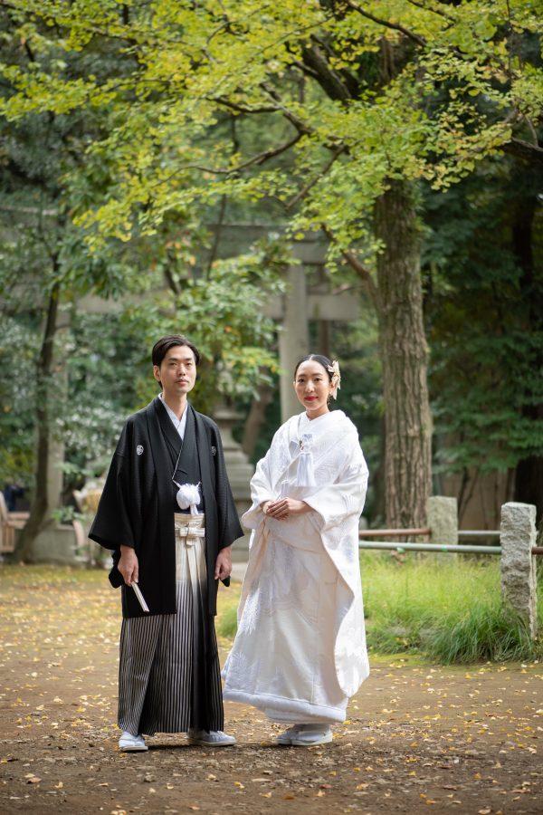 -Bride Style- 2019.11.03 氷川神社・赤坂 CHEZ TAKA