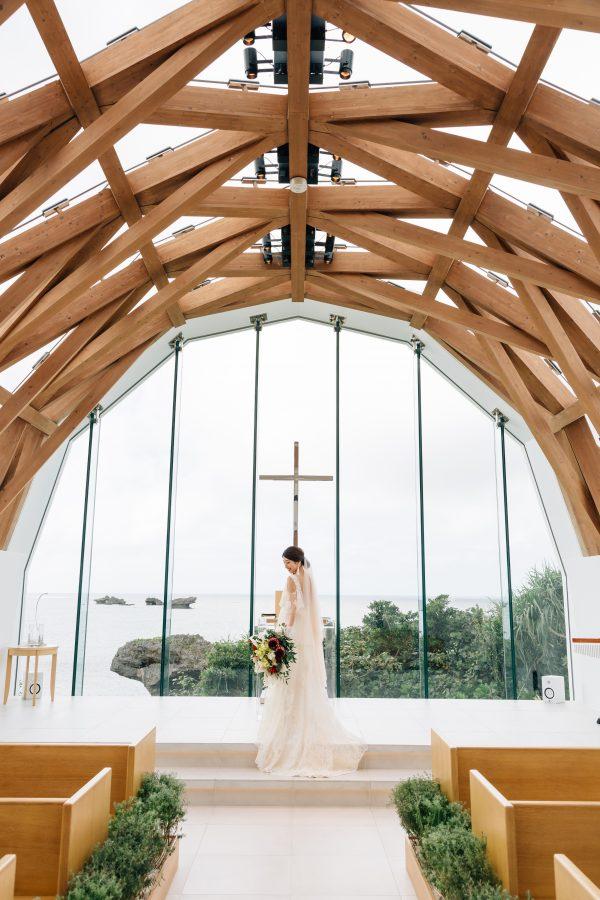 -Bride Style- 2019.11.23 瀬良垣島教会
