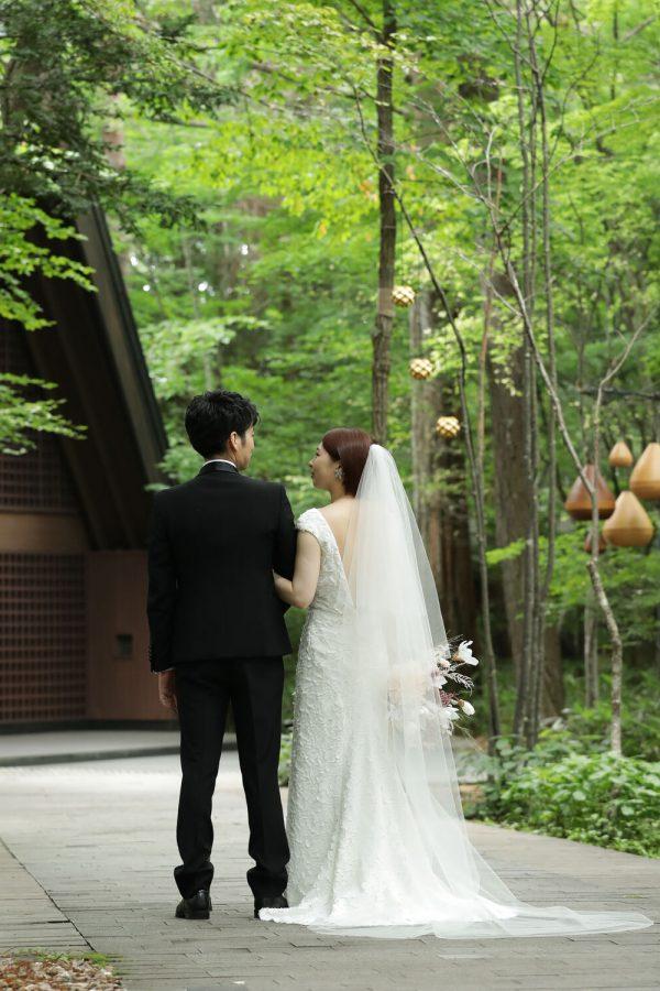 Bride Style- 2020.8.3 軽井沢高原教会