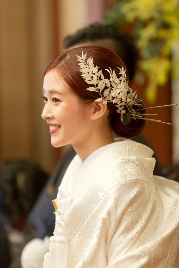 Bride Style- 2020.11.28 大阪城西の丸庭園 大阪迎賓館